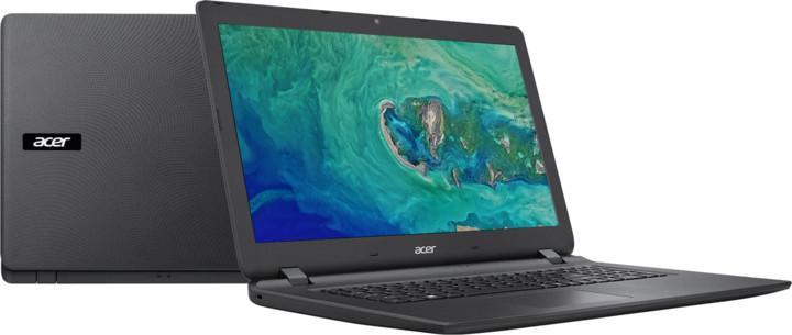 Acer Aspire ES17 (ES1-732-P378), černá