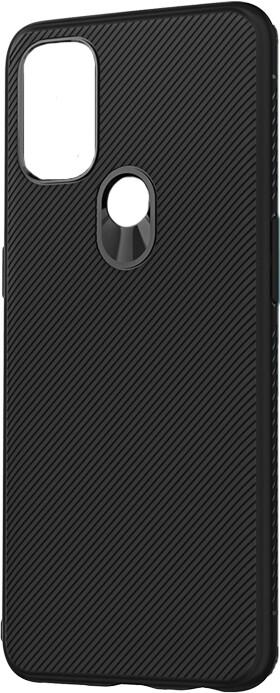 EPICO ochranný kryt LINE pro OnePlus Nord N10 (5G), černá