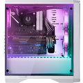BITFENIX Enso Mesh RGB, Tempered Glass, bílá
