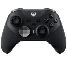Xbox ONE X Bezdrátový ovladač, Elite Series 2, černý (PC, Xbox Series, Xbox ONE) - FST-00003