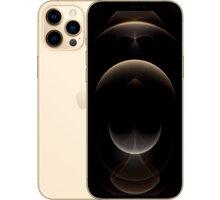 Apple iPhone 12 Pro Max, 128GB, Gold - MGD93CN/A