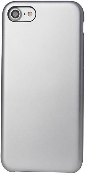 EPICO ULTIMATE plastový kryt pro iPhone7/8 magnet - stříbrný