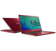 Acer Swift 3 celokovový (SF314-54-38XZ), červená  + Záruka 3 roky