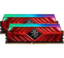 ADATA XPG SPECTRIX D41 16GB (2x8GB) DDR4 3600, červená CL 17 AX4U360038G17-DR41
