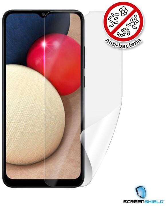 Screenshield ochranná fólie pro Samsun Galaxy A02s (A025), antibakteriální