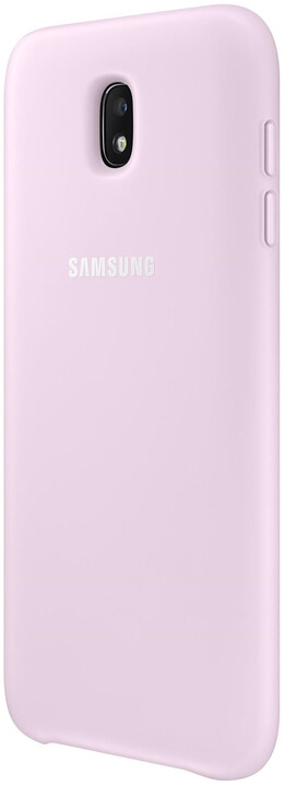 Samsung Dual Layer Cover J7 2017, pink