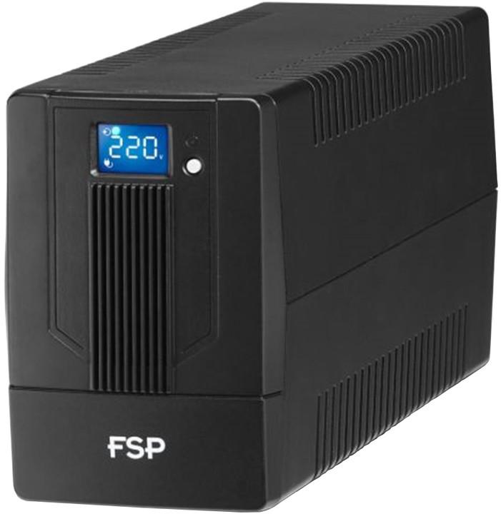 Fortron iFP800, 800 VA, 480W