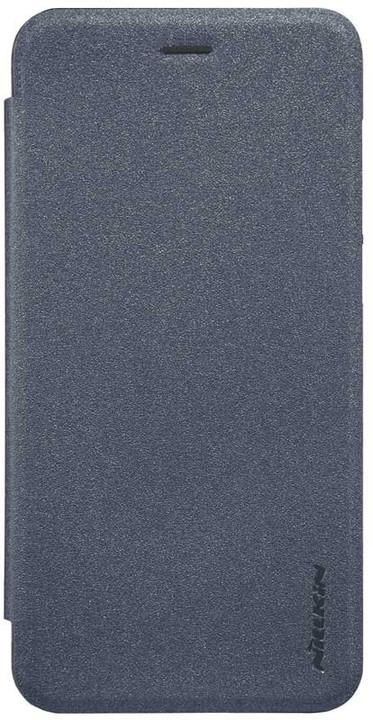 Nillkin Sparkle Folio pouzdro pro Huawei Nova Smart - černé