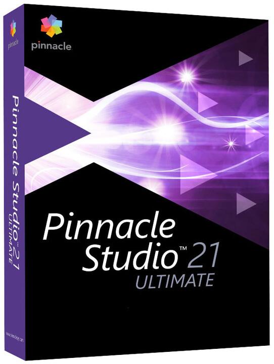 Corel Pinnacle Studio 21 Ultimate ML EU