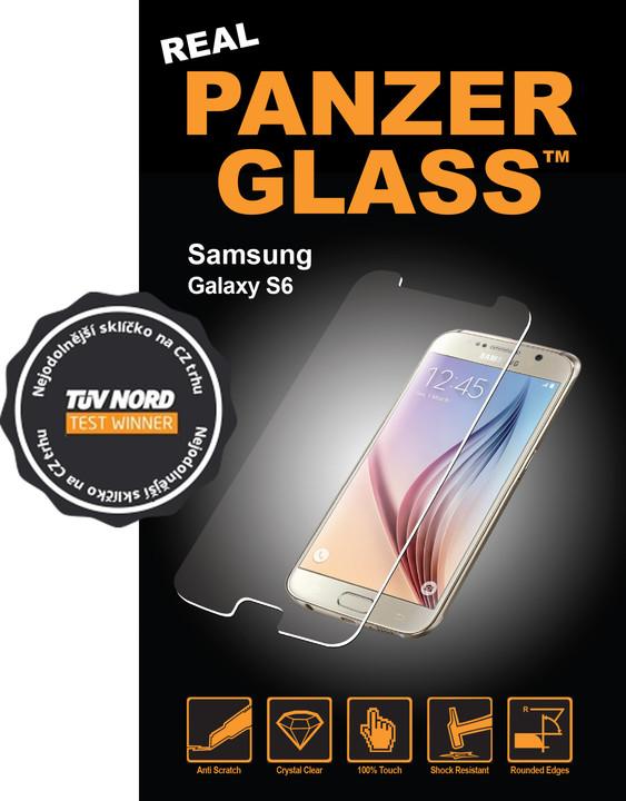 PanzerGlass ochranné sklo na displej pro Samsung Galaxy S6
