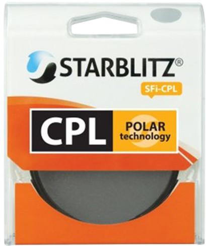 Starblitz cirkulárně polarizační filtr 62mm