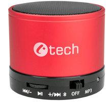 C-TECH SPK-04R, červená