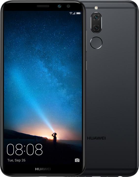 Huawei Mate 10 Lite, černá