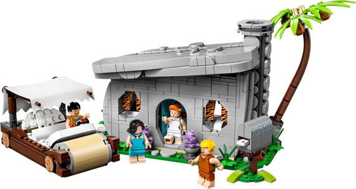 LEGO Ideas 21316 Flintstoneovi