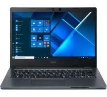 Acer TravelMate P4 (TMP414-51), modrá - NX.VPCEC.002