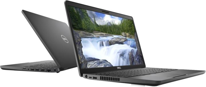 Dell Latitude 15 (5500), černá