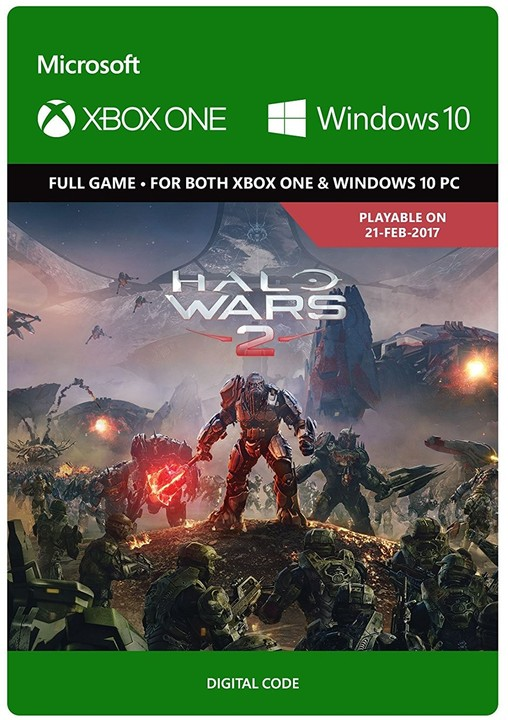 Halo Wars 2: Standard Edition (Xbox Play Anywhere) - elektronicky