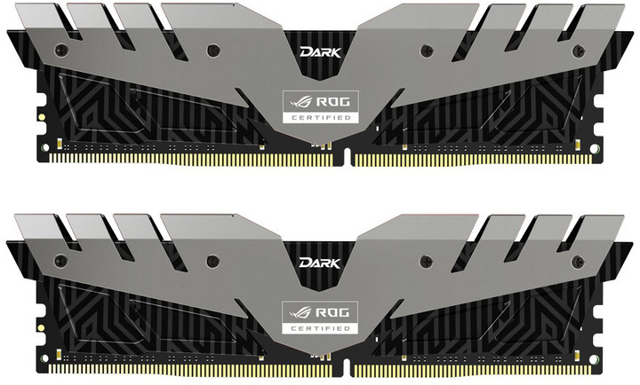 Team T-FORCE Dark ROG 16GB (2x8GB) DDR4 3000, grey