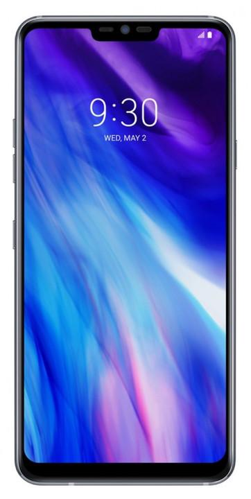 LG G7 ThinQ, New Platinum Gray