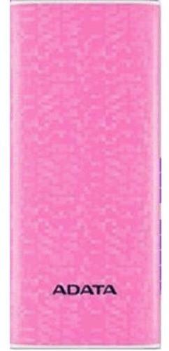ADATA P10000 powerbanka 10000mAh, růžová