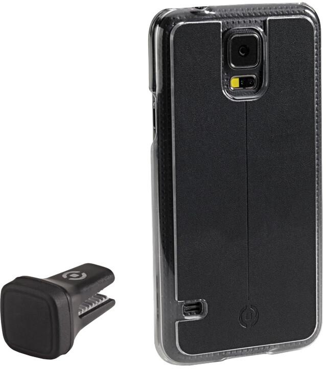 CELLY Smart Drive držák pro Samsung Galaxy S5 / S5 Neo