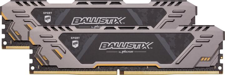 Crucial Ballistix Sport AT 32GB (2x16GB) DDR4 3000