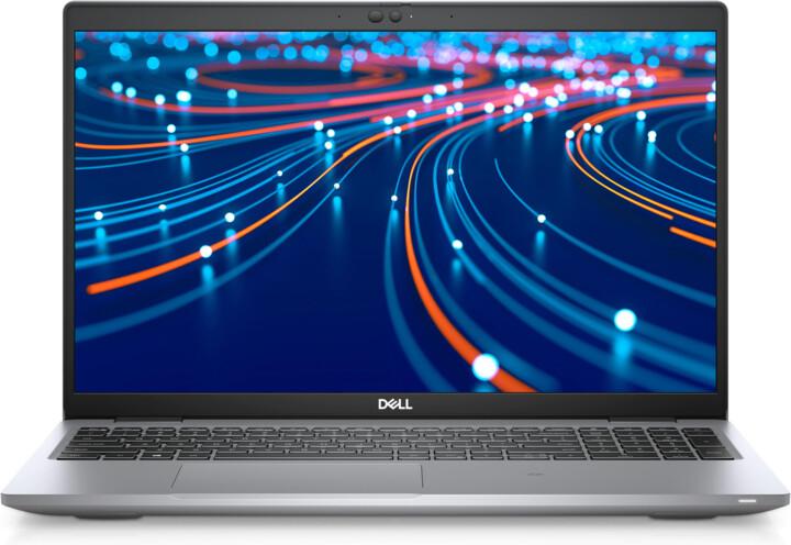 Dell Latitude 15 (5520), šedá