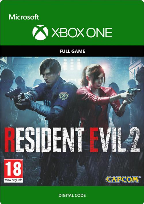 Residen Evil 2 (Xbox ONE) - elektronicky