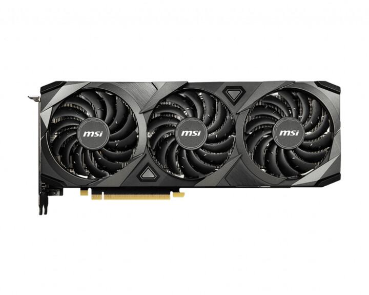 MSI GeForce RTX 3080 VENTUS 3X 10G OC, 10GB GDDR6X