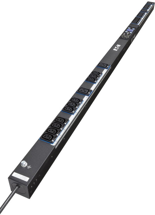 Eaton ePDU, řízenéIEC, 0U, In: IEC 60309 16A 1P, Out: 20xC13:4xC19