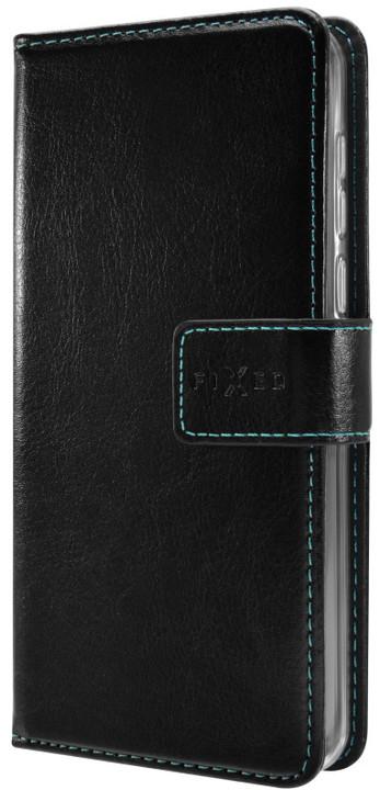 FIXED Opus pouzdro typu kniha pro Honor 6X, černé
