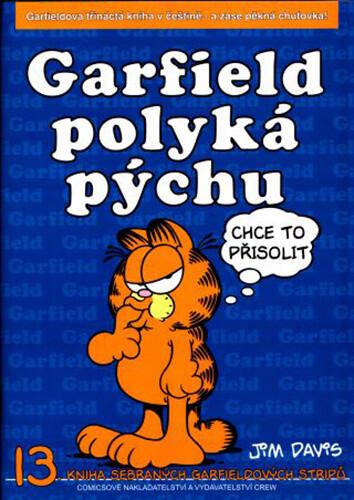 Komiks Garfield polyká pýchu, 13.díl