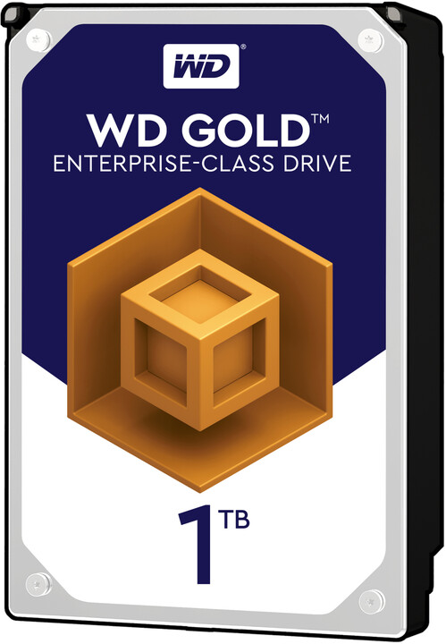 WD Gold - 1TB
