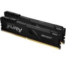 Kingston Fury Beast Black 32GB (2x16GB) DDR4 3200 CL16 500 Kč sleva na příští nákup nad 4 999 Kč (1× na objednávku) + Voucher na LEGO® v hodnotě 400 Kč