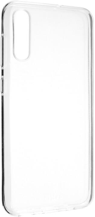 FIXED TPU gelové pouzdro pro Samsung Galaxy A70, čiré