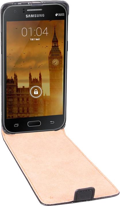 Patona pouzdro pro Samsung Galaxy J1 (J100), černá(2015)
