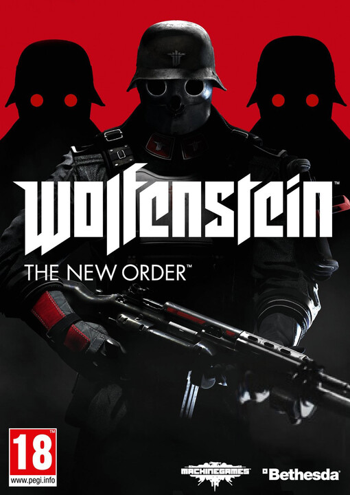 Wolfenstein The New Order (PC) - elektronicky