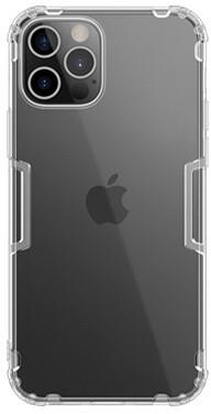 """Nillkin zadní kryt TPU pro iPhone 12 Pro Max (6.7""""), transparentní"""