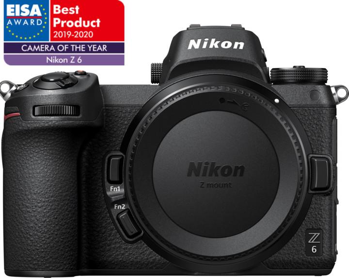 Nikon Z6 tělo, černá