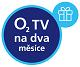 O2 TV s balíčky HBO a Sport Pack na 2 měsíce (max. 1x na objednávku)