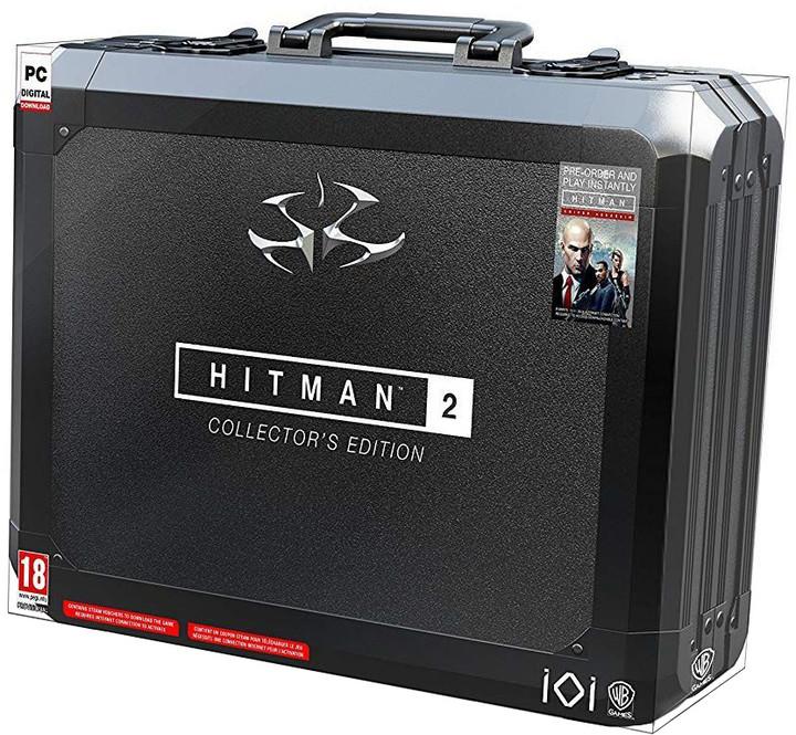hitman 2 collectors edition pc