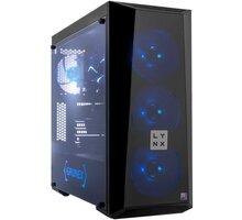 LYNX Grunex ProGamer AMD 2020, černá