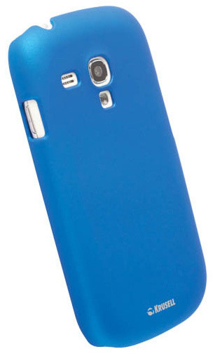 Krusell zadní kryt COLORCOVER pro Samsung Galaxy S III mini, modrá