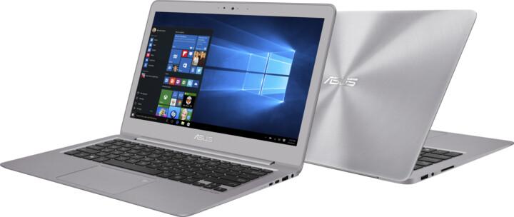 ASUS ZenBook 13 UX330UA, šedá