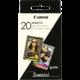 Canon ZINK PAPER ZP-2030 20 ks v hodnotě 349 Kč