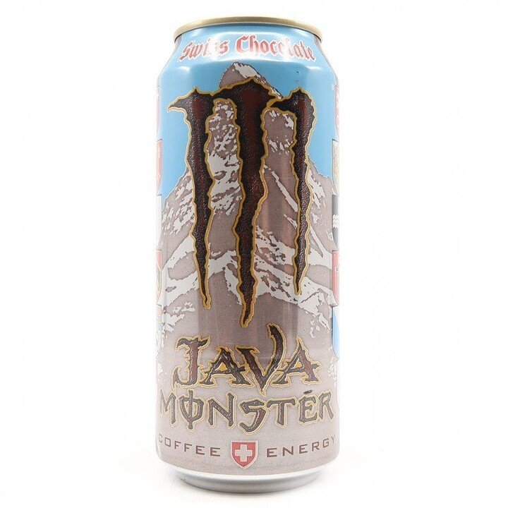 JAVA MONSTER Swiss Chocolate Energy Drink 443 ml