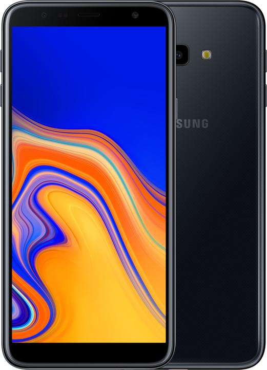 Samsung Galaxy J4+, Dual Sim, 2GB/32GB, černá