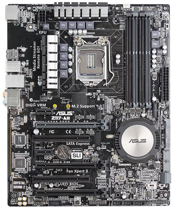 ASUS Z97-AR - Intel Z97