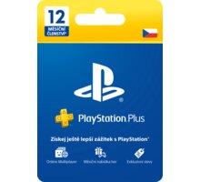 Playstation Plus Card 12-měsíční členství Elektronické předplatné deníku Sport a časopisu Computer na půl roku v hodnotě 2173 Kč + O2 TV Sport Pack na 3 měsíce (max. 1x na objednávku)