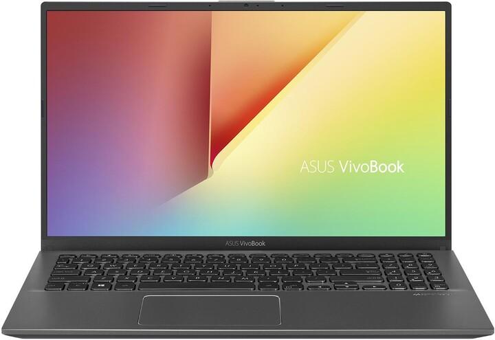 ASUS VivoBook 15 X512JP, šedá